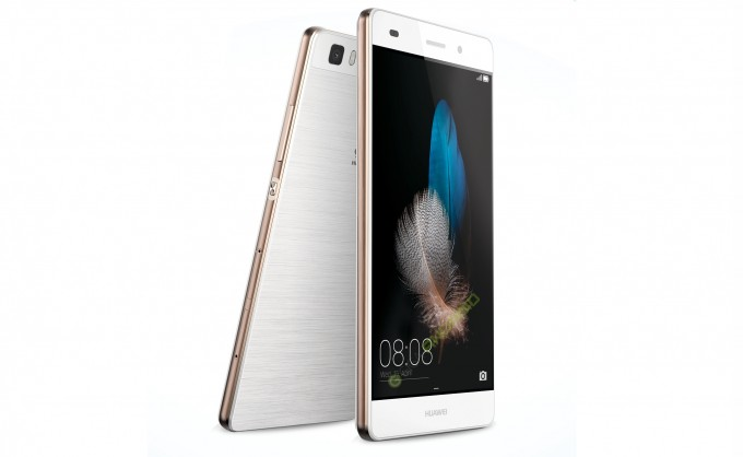Resultado de imagen de Huawei Ascend p8 lite blanco