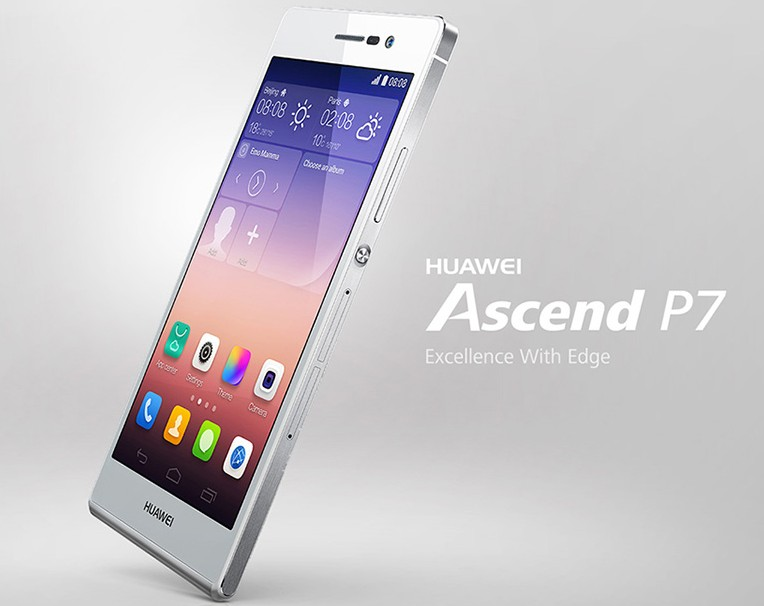 how to open huawei ascend