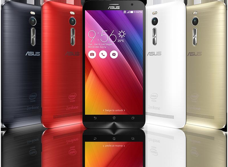 Asus Zenfone 2 libre, características, opinión, análisis en español
