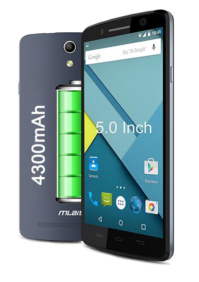 MLAIS MX Base, análisis y características del teléfono móvil low cost con mayor batería