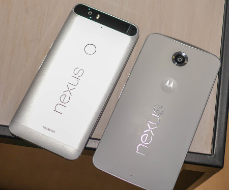 Nexus 6P vs Nexus 6