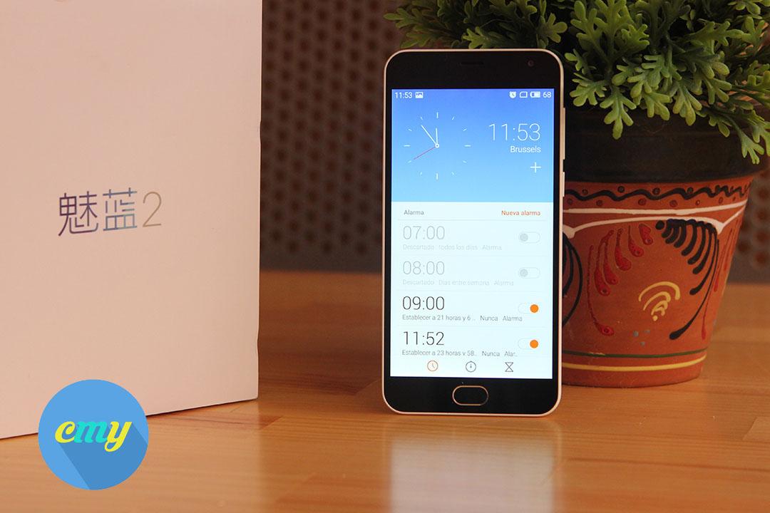 Meizu M2 Mini en España, libre, barato, análisis, características, 5 pulgadas de pantalla
