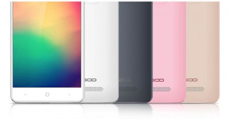 Leagoo Alfa colors