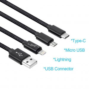 multi cable usb