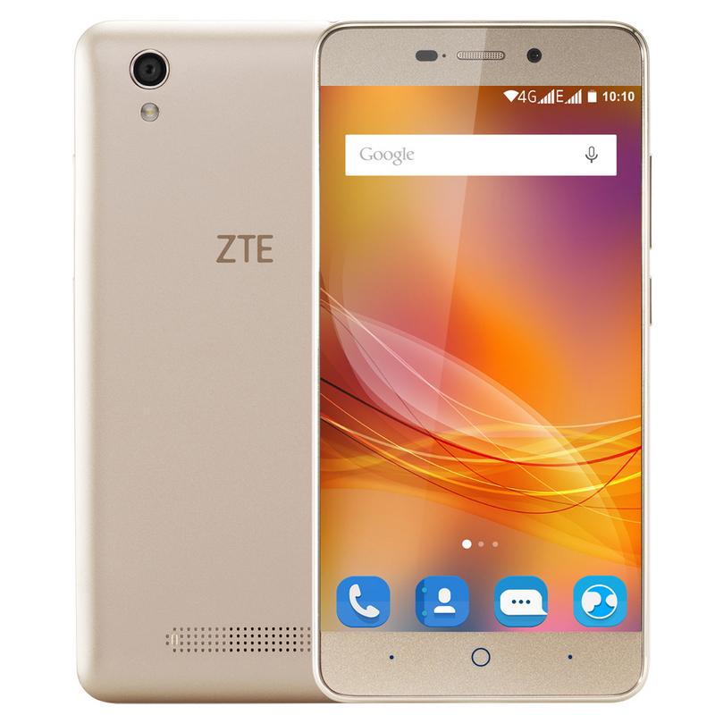 ZTE Blade A452 libre, barato, análisis, precio, características, el móvil con mejor autonomía del 2016