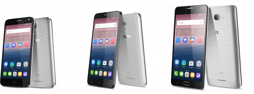 Serie Alcatel Pop 4