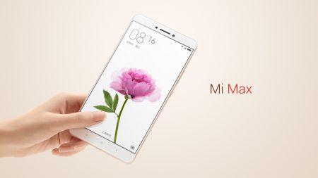 Pantalla del Xiaomi Mi Max