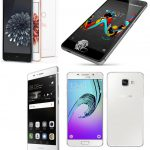 Comparativa BQ X5 Plus VS Huawei P9 Lite VS Galaxy A5 2016 VS Wiko UFeel, todos con sensor de huellas