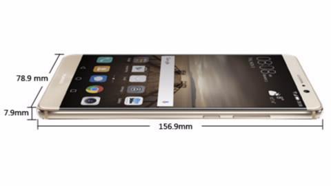 Dimensiones Huawei Mate 9
