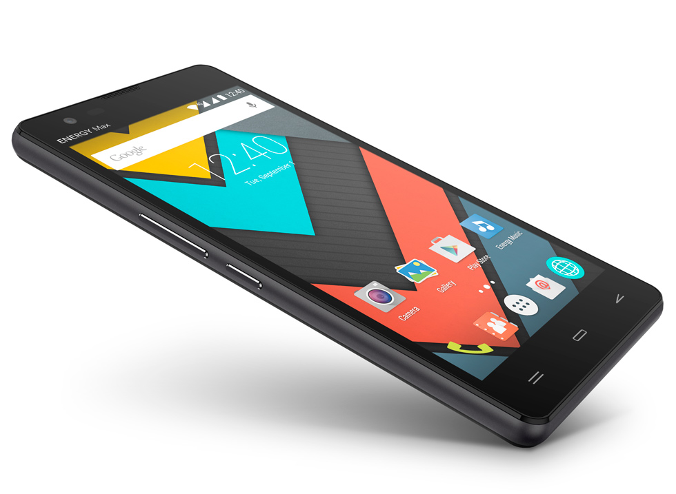 Energy Phone Max 2+ libre, análisis, características, barato, opiniones