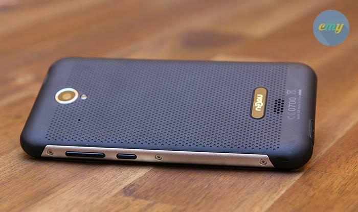 Análisis, opinión y video review del Nomu S20, un smartphone todoterreno pero con diseño común