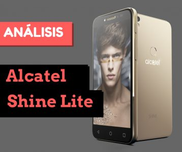 Análisis Alcatel Shine Lite