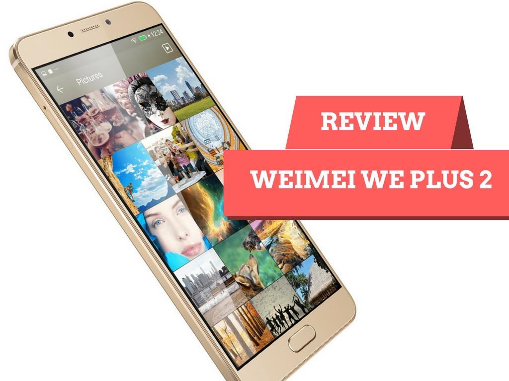 Weimei We Plus 2 al mejor precio, análisis, libre, características, barato, review en español, alternativas