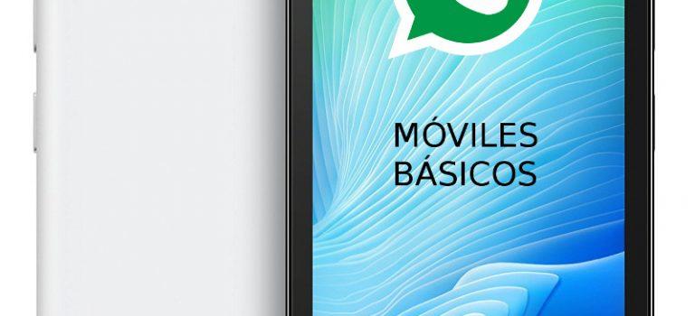 Movil basico y sencillo, libre y barato, con whatsapp para 2017, Nokia, Samsung, LG, Alcatel, Huawei, BQ, Energy Phone, Motorola, por menos de 50 euros