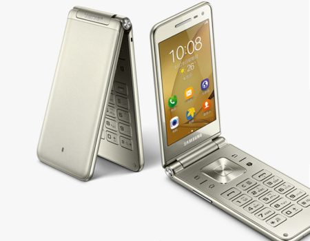 Movil con tapa Samsung Galaxy Folder 2 con Android, precio, características, opiniones, analisis, libre, barato