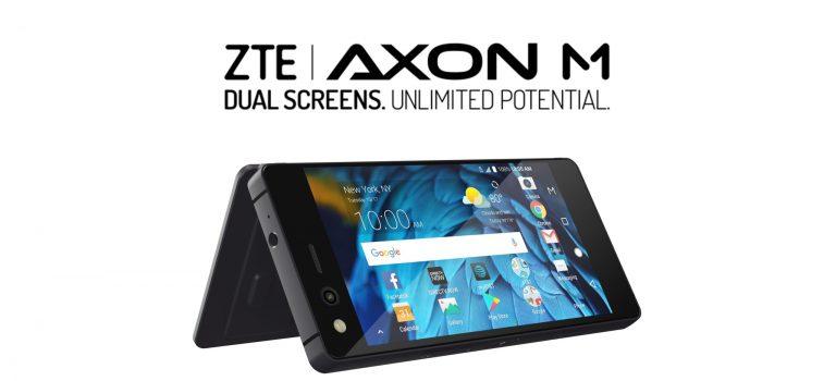 ZTE Axon M, el móvil plegable, precio, características, opiniones, analisis, libre, barato