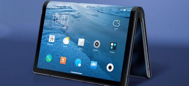 Los mejores móviles flexibles, plegables y enrollables noviembre 2018, precios, características y opiniones, Samsung, LG, Lenovo, ZTE, Xiaomi, Huawei