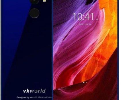 VKWorld Mix Plus precio, digno iPhone X Clon, características, opiniones, analisis, libre, barato,