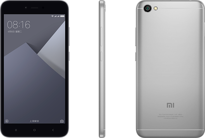Cámaras del Xiaomi Redmi Note 5A