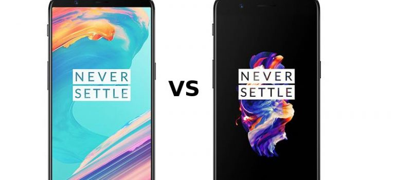 Oneplus 5T vs Oneplus 5, comparativa y diferencias, precio, características, opiniones, cual es mejor comprar
