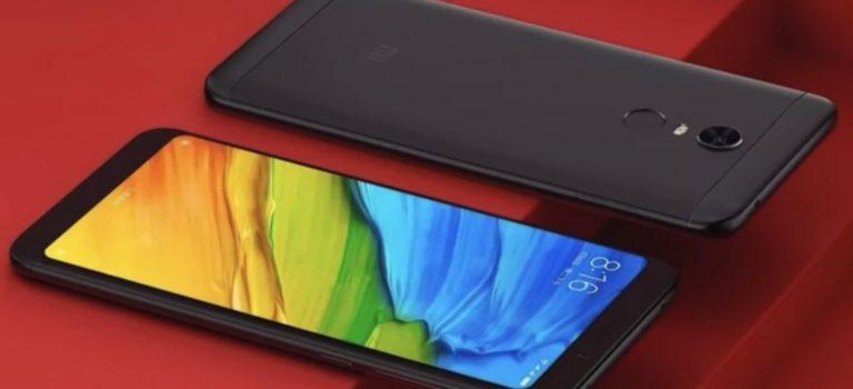 Xiaomi Redmi 5 Plus precio, características, opiniones, analisis, libre, barato