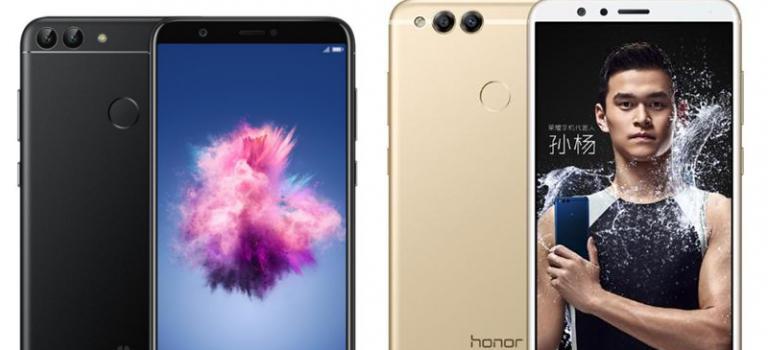Huawei P Smart VS Honor 7X, diferencias, comparativa, precio, opiniones, características, pantalla, camara, batería