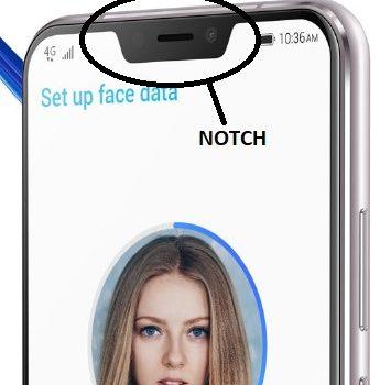 Qué es un móvil con NOTCH en la pantalla, los mejores móviles con NOTCH