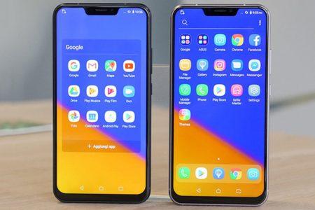 Gama smartphones ASUS Zenfone 5