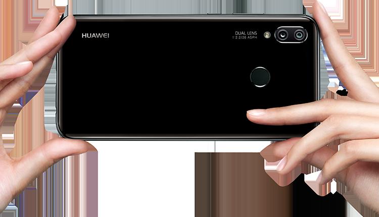 Cámara dual trasera en el Huawei P20 Lite