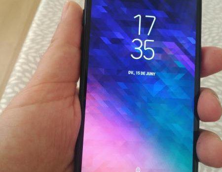 Samsung Galaxy A6 opiniones sobre pantalla, cámara, batería, funcionamiento, precio, mejor oferta y características