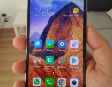 Móvil Xiaomi con pantalla grande de 6 pulgadas y barato 2018, Xiaomi Redmi S2, opiniones sobre pantalla, camara, batería, funcionamiento, mejor precio
