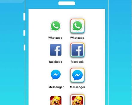 Mejor móvil para tener dos whatsapp, dos facebook o dos apps iguales con distinta SIM y número de teléfono