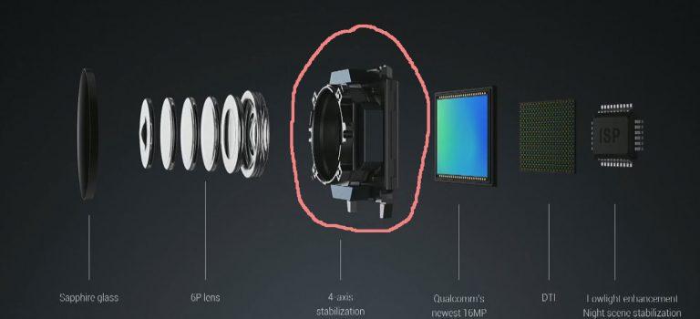 Los mejores moviles con estabilizador óptico de imagen enero 2019, baratos, precios, características, cámara, comparativa