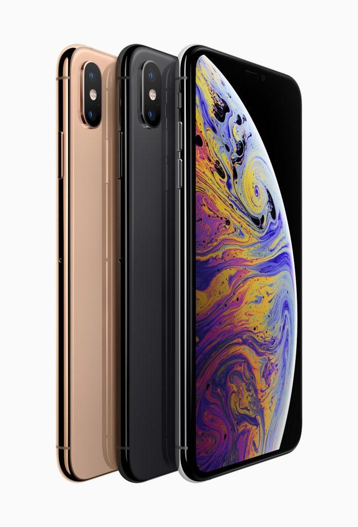iPhone XS | Imagen: Apple