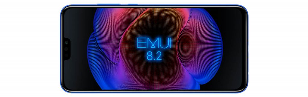 Software del Honor 8X