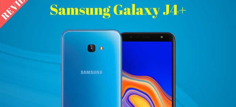 Review del Samsung Galaxy J4+