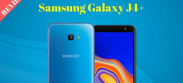 Samsung Galaxy J4+: Análisis completo con características, precio, especificaciones detalladas, opinión, review en español
