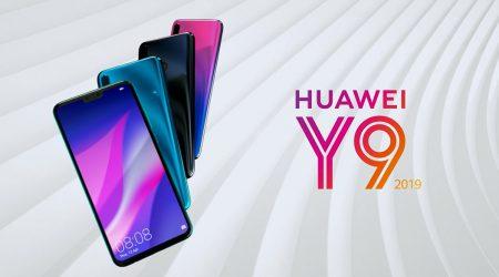 Análisis completo del Huawei Y9 2019