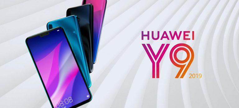 Huawei Y9 2019, análisis completo con precio, características, opinión, fotos