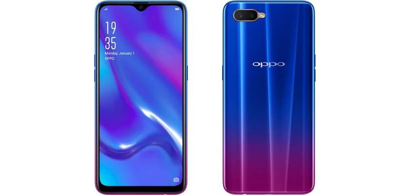 Smartphone chino OPPO RX17 Neo