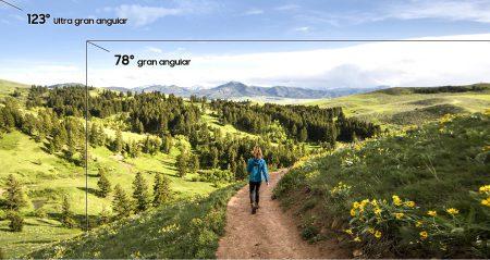 Comparativa sensores cámara trasera del Samsung Galaxy A50