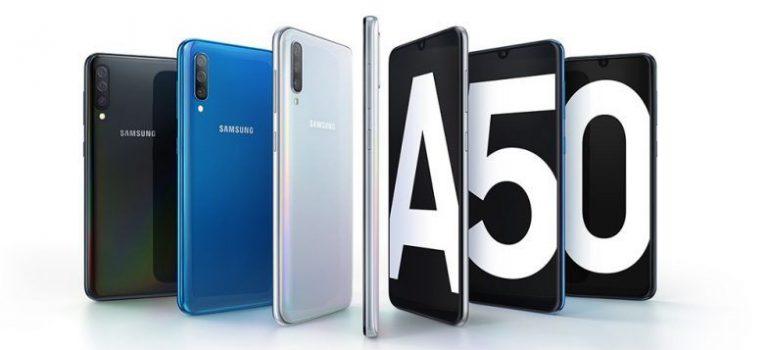 Samsung Galaxy A50 opiniones sobre pantalla, cámara, batería, funcionamiento, precio, mejor oferta y características