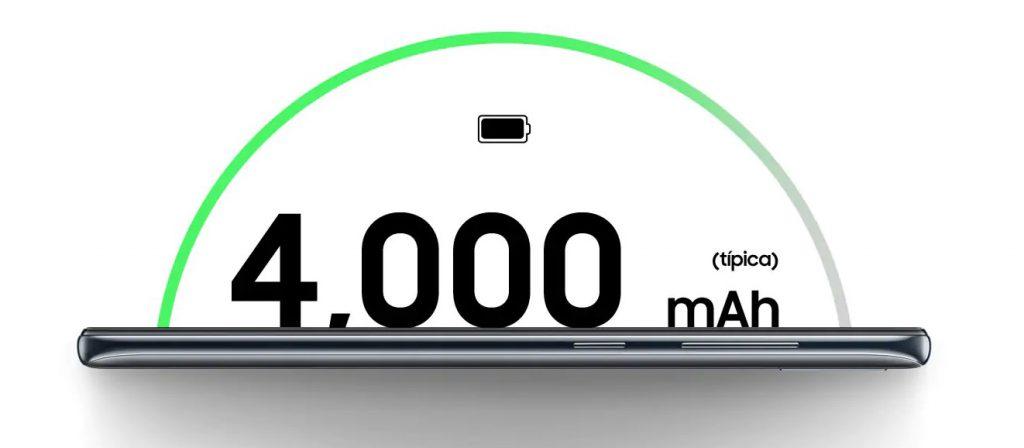 Batería del Samsung Galaxy A30