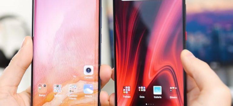 Xiaomi Mi Note 10 vs Mi 9T Pro, comparativa, diferencias, precio, opinión, cámara, batería, autonomía, procesador, pantalla, rendimiento