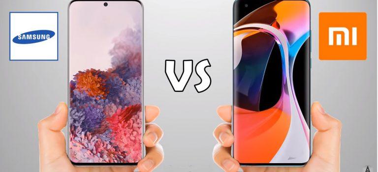 Samsung S20 vs Xiaomi Mi 10 comparativa, diferencias, precio, opiniones, características