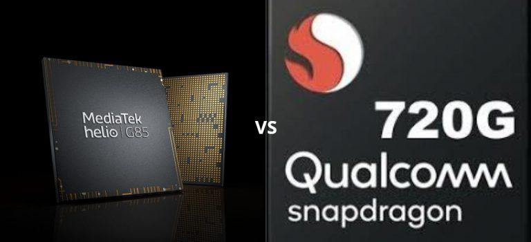 Snapdragon 720G vs Helio G85, procesador del Redmi Note 9 Pro vs procesador del Redmi Note 9, potencia, rendimiento, benchmarks untutu