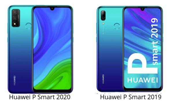Huawei P Smart 2020 vs P Smart 2019 diferencias, comparativa, opinión, cámara, procesador, pantalla, memoria, batería, características