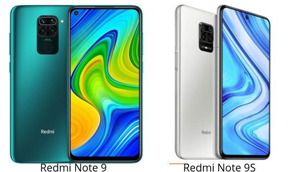 Redmi Note 9 vs Redmi Note 9S comparativa, opinión, precio, diferencias en pantalla, batería, cámaras, procesador y características