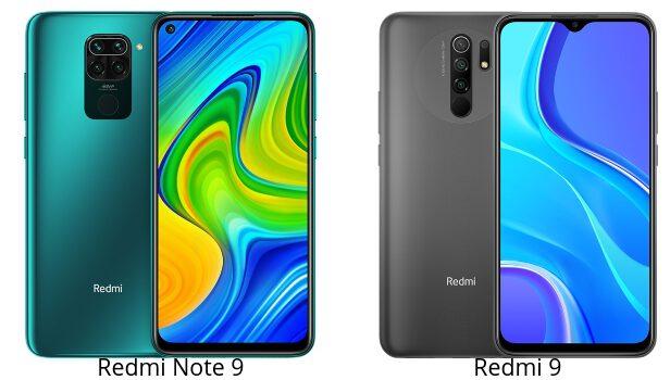 Redmi Note 9 vs Redmi 9 comparativa, diferencias, precio, pantalla, batería, cámaras, rendimiento, cual es mejor