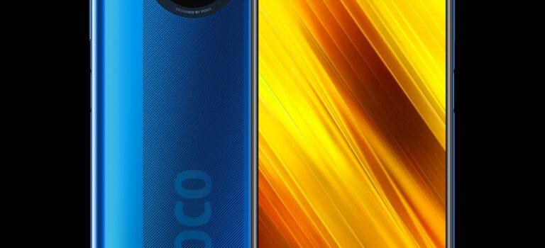 Oferta de lanzamiento del Poco X3 en Amazon y tienda Xiaomi, donde y cuando se puede comprar con descuento de 30 euros